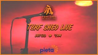 Turf Shed Live
