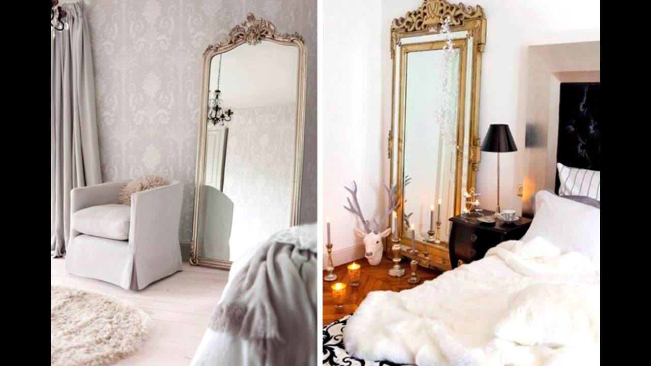 Feng shui y los espejos en los dormitorios a youtube for Espejo dormitorio