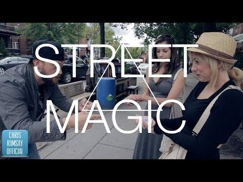 Chris Ramsay // Street Magic