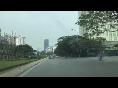 Free traffic of Hanoi on 26 Feb.2017