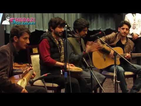 Hazara University Musical Band Performance At International Students Convention &expo 2018 Islamabd