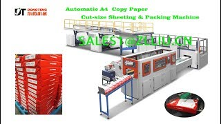 A4 COPY PAPER CUT SIZE SHEETER WITH WRAPPER DTCP A4 30