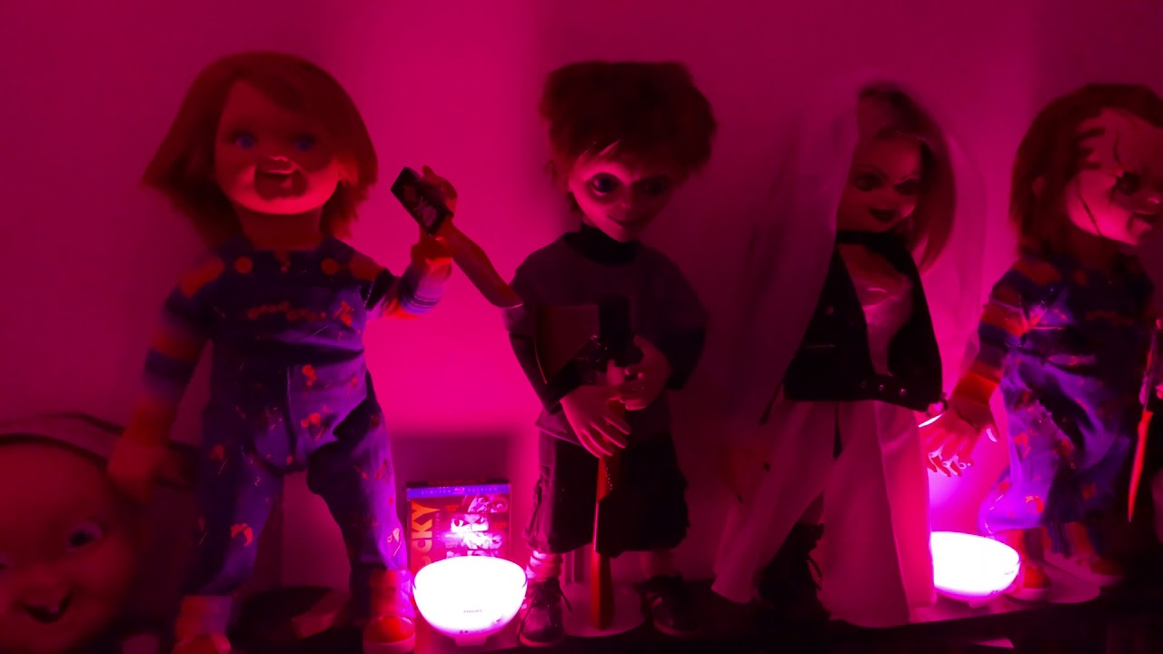 Download Seed of chunky  Chucky Glen and Tiffany Doll a good guy Chucks