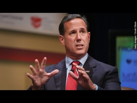 Rick Santorum Drops Out Of Presidential Race - Newsy
