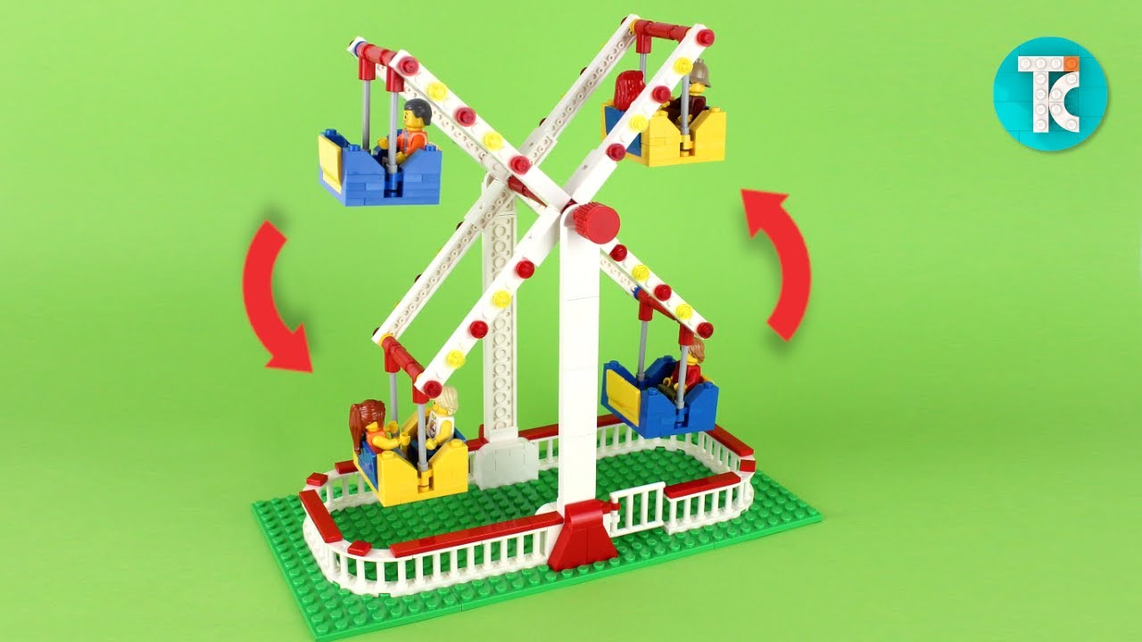 LEGO Ferris Wheel (Tutorial)
