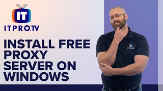 Install Free Proxy Server on Windows(How to install and configure FreeProxy on Windows 8.1 - View more Windows 8.1 training at https://itpro.tv ..., 2015-08-21T14:05:44.000Z)