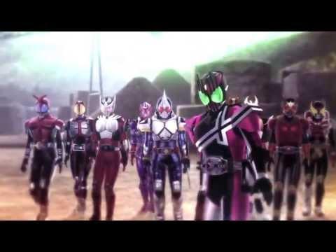 Kamen Rider Battride War trailer 3