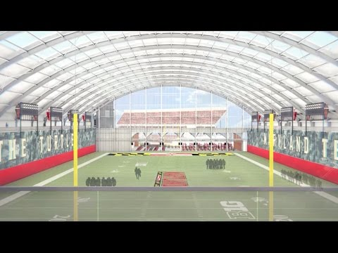 The New Cole Field House | Advancing the Science of Sport