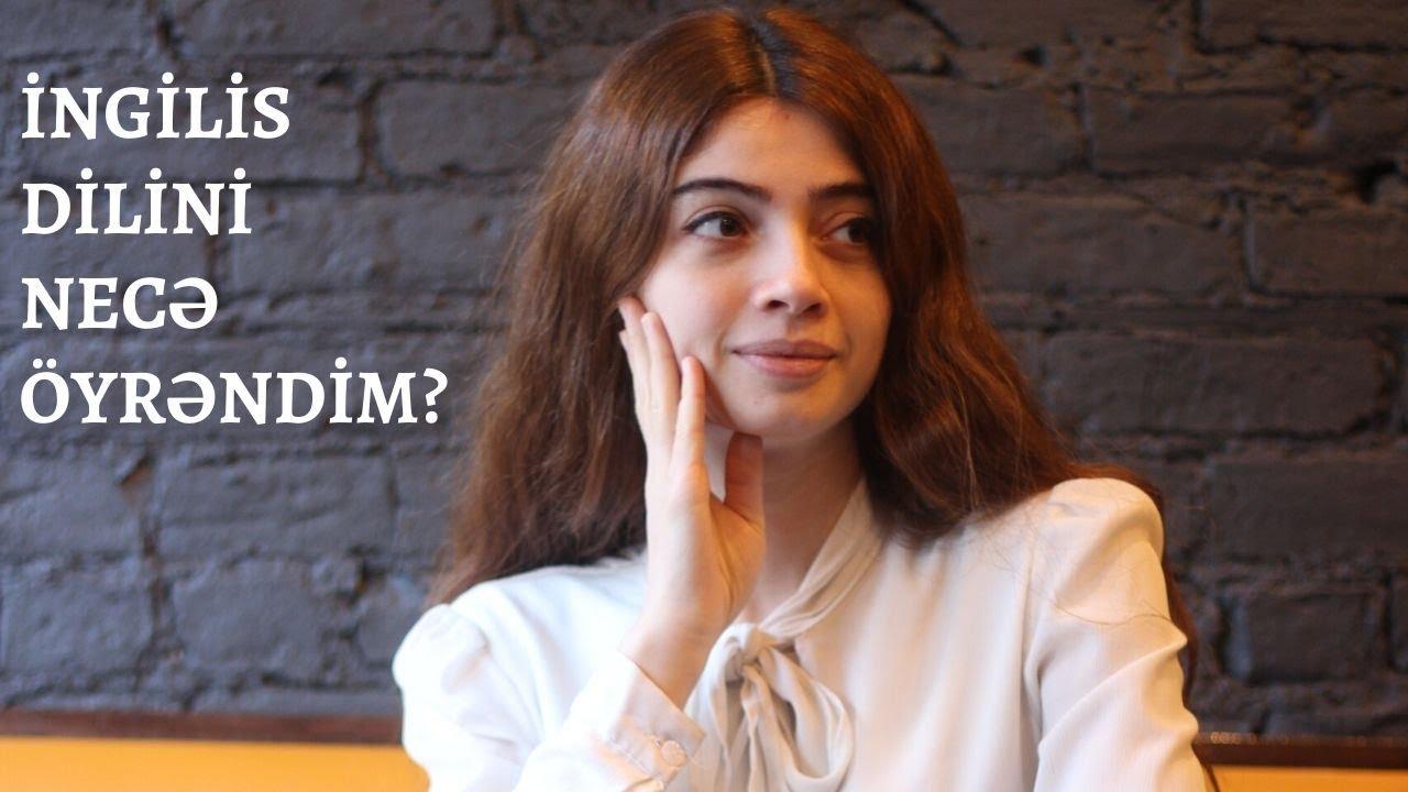 İngilis dili - Dərs (1)