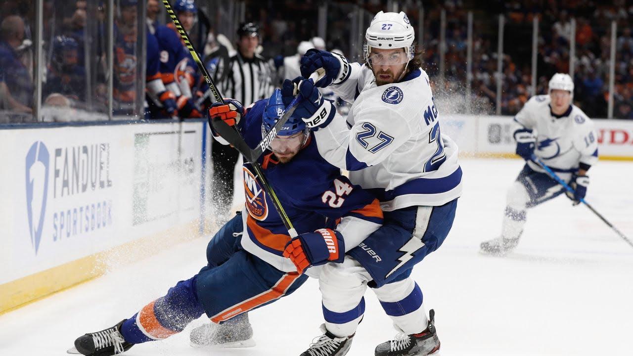 Lightning prepare for 'tough atmosphere' in Game 6 against Islanders