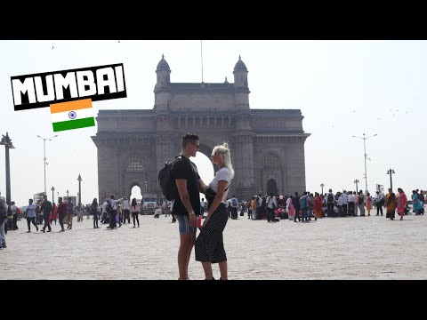 First day in MUMBAI | INSANE Taj Mahal Palace Hotel & Gateway of India!
