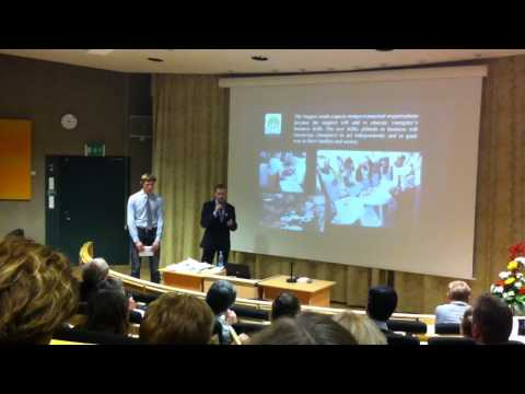 "Social Entrepreneurship Forum 2010 at SSE Riga Fund of charity and relief ""Dienvidis"""
