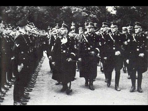 Nikos Deja Vu - WW2 - Οι SS (Schutzstaffel) Waffen-SS (Greek language)