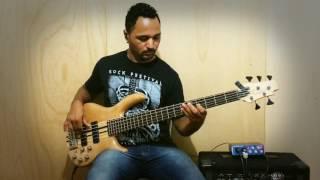 50 reais bass cover cort a5
