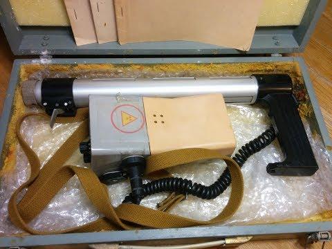 Радиометр поисковый сцинтилляционный