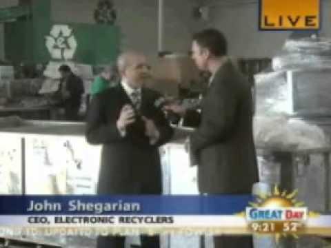 KMPH 26 Interviews John Shegerian
