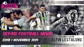 Penalty CR7 Diselidiki Buffon Samai Rekor Del Piero Sepakbola Indonesia Berduka Berita Bola