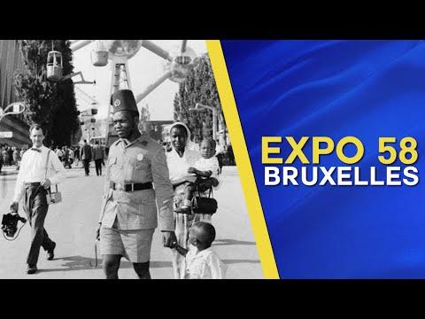 Tervuren, Cité Africaine - Documentaire sur l'Exposition Universelle de 1958