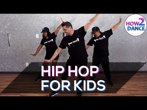 The Best Hip Hop Moves For Kids In 2018! | How 2 Dance