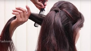Perfect Bridal Hairstyle Tutorial - Step by Step Christian Bridal Hairstyle    Easy Updos Hairstyle