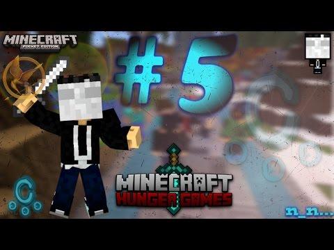 Server Los Juegos del Hambre Para Minecraft Pe 0.10.5  - No hay Hacks *-*