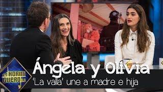 'La Valla', la serie que une por primera vez a Ángela Molina y Olivia Molina - El Hormiguero 3.0
