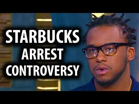 Arrests at Starbucks Spark Controversy