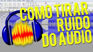 Tutorial - Como tirar o ruido do seu Microfone / Headset!!