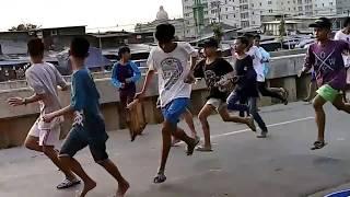 Masih SD dan SMP udah Tawuran di Jalanan Raya Sampai dilerai Gojek