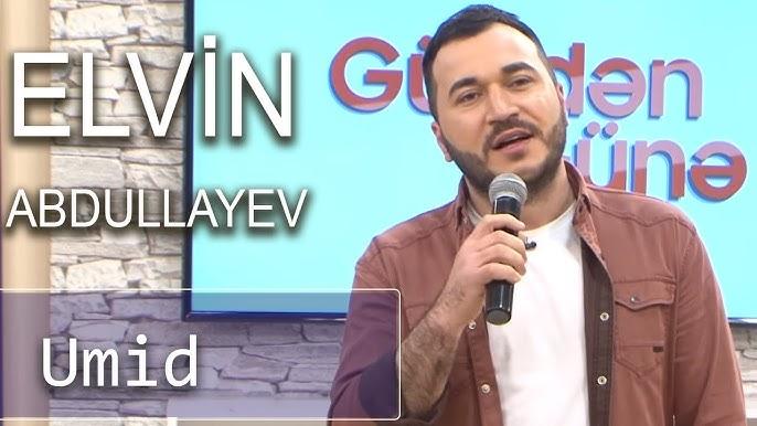 Elvin Abdullayev Iilhamla Irəli Youtube