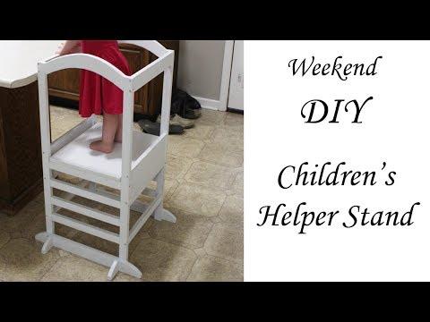 diy:-children's-helper-stand-for-under-$35!