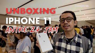 Gambar cover Antre 24 Jam Beli iPhone 11 di Singapura + Unboxing