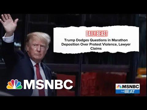 Trump's Legal Hurricane: New Criminal Probe As Riot Investigators Circle 45