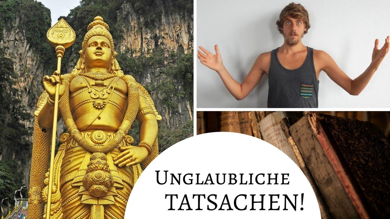 Waren alte Kulturen viel weiter als wir?