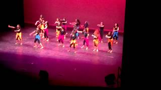 Duke Awaaz 2013 - South Indian Hustle! (Friday Night)