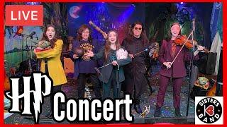 Harry Potter Live Concert - K3 Sisters Band 4/24/21