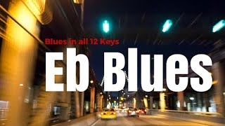 Eb Blues (Play-Along)