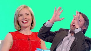 Did Lucy Worsley reduce a child to tears? - Would I Lie to You?