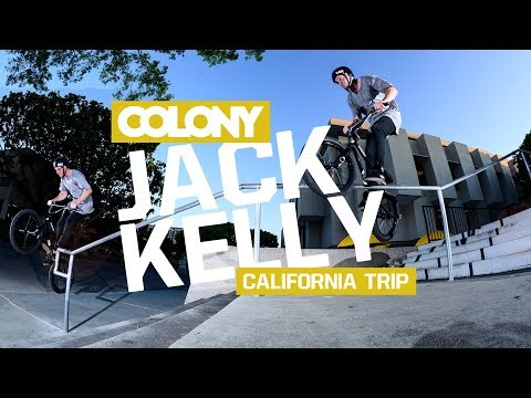 Jack Kelly's banging new video that he filmed in California a few months back before tearing his ACL which has him laid up for a few more months. This entire video was filmed in just 2 weeks...