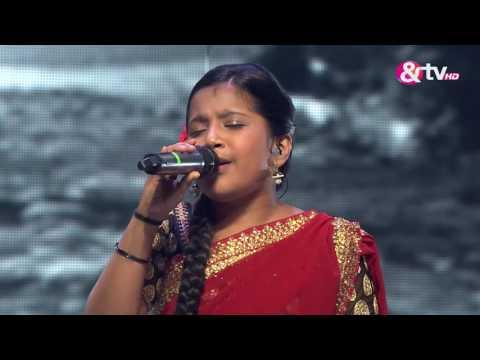 Shreya Basu - Jare Udd Ja Re Panchi - Liveshows - Episode 17 - The Voice India Kids