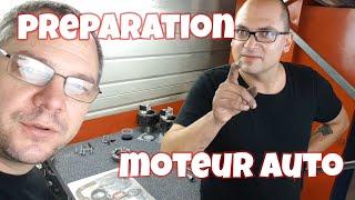 Preparation moteur auto !