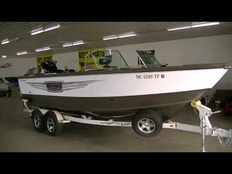 "2014 Lund 2150 Baron ""USED""    www.bees-sports.com  $57900.00"