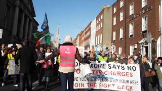 Edenmore Says no March on the Dail