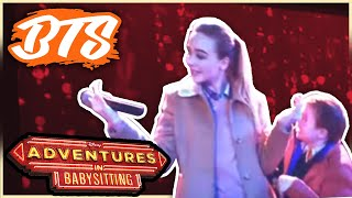 """vuclip """"We're the Babysitters"""" SECOND Rehearsal -Paul Becker's -Adventures in Babysitting on Disney Channel"""