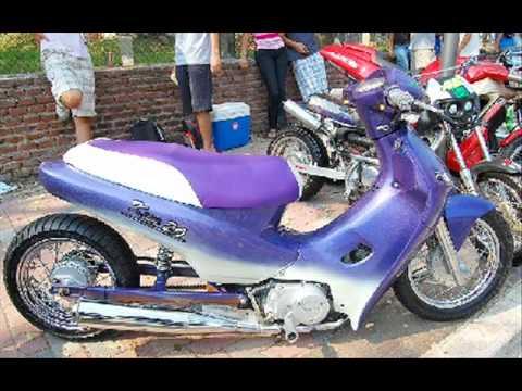 tuning moto 110