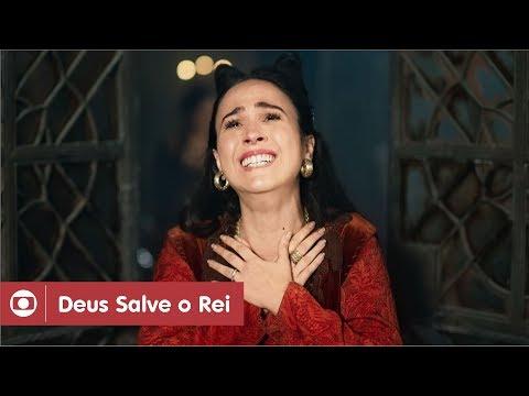 Deus Salve O Rei: capítulo 60 da novela, segunda, 19 de março, na Globo