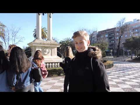 Sevilla City 1st day - (Music Video) 1080p HD