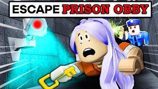 ESCAPE PRISON OBBY! BUT IM INNOCENT!!! (ROBLOX)