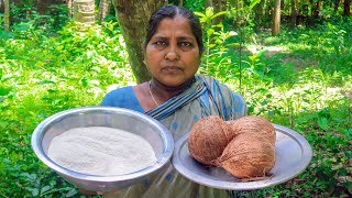 Traditional Cooking: Traditional Kheer and Big Vaja Puli Pitha Cooking by Village Food Life