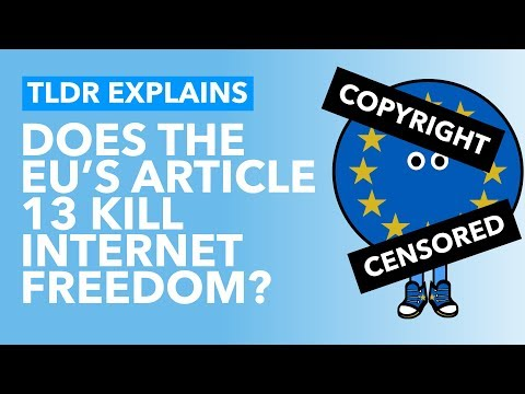 What Does Article 13 Mean for EU Copyright Mp3